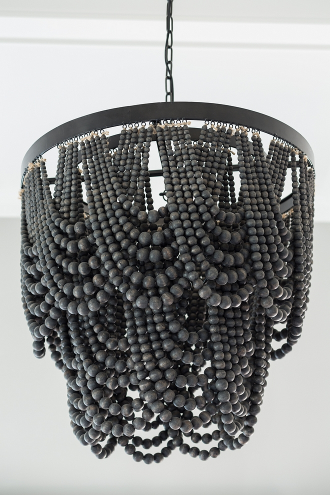 Black Beaded Chandelier Tiered Beaded Chandelier Black Beaded Chandelier Tiered Beaded Chandelier #BlackBeadedChandelier #TieredBeadedChandelier #BeadedChandelier