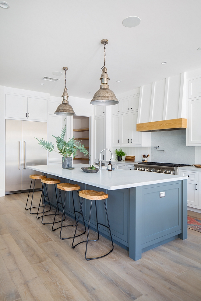 Kitchen Island paint color Kitchen Island paint color is Farrow and Ball Down Pipe Kitchen Island paint color trends Kitchen Island paint color #KitchenIslandpaintcolor #KitchenIsland #paintcolor