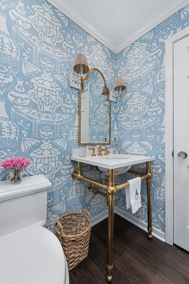 Patterned Blue and white wallpaper Best bathroom wallpaper ideas Patterned Blue and white wallpaper Patterned Blue and white wallpaper Patterned Blue and white wallpaper #bathroomwallpaper #bathroom #wallpaper #Patternedwallpaper #Blueandwhitewallpaper