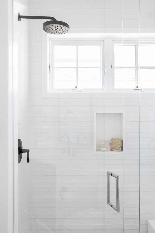 Shower with window Shower window ideas Shower with windows #shower #window #showerwindows
