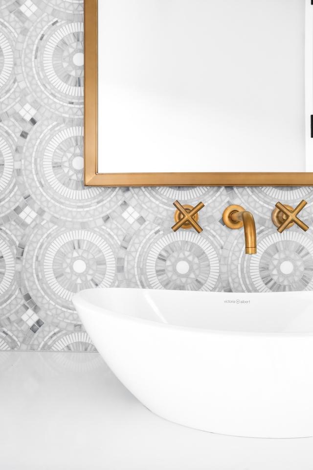Bathroom Vessel Sink Vessel Sink is Victoria and Albert #Bathroom #VesselSink