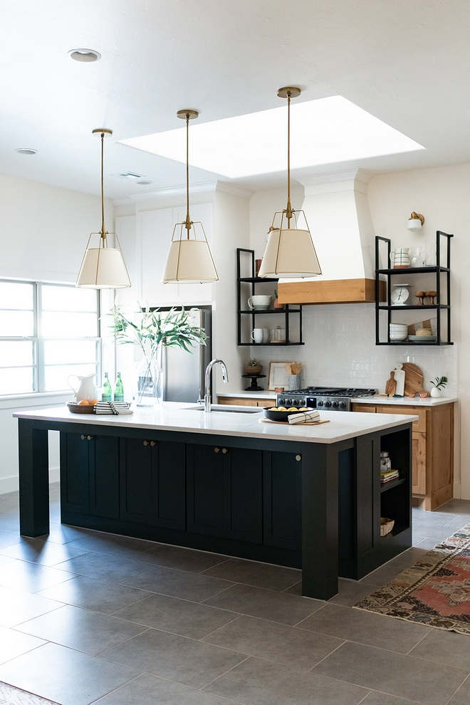 Benjamin Moore Dark Pewter Benjamin Moore Dark Pewter kitchen island paint color Benjamin Moore Dark Pewter Benjamin Moore Dark Pewter #BenjaminMooreDarkPewter