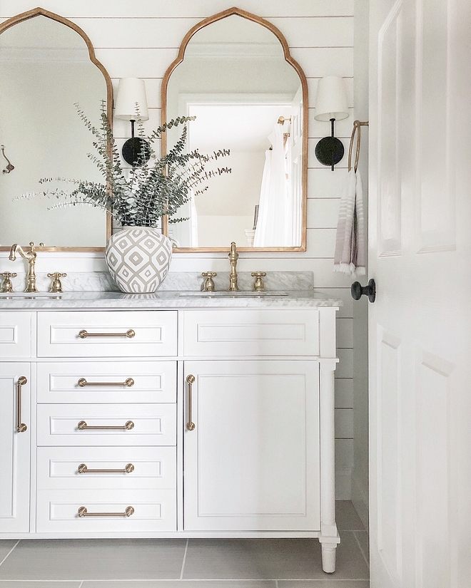 Bathroom Mirror Arched Mirrors over bathroom vanity Bathroom Mirror Ideas Arched Bathroom Mirror #Bathroom #Mirror #ArchedMirrors #bathroomvanitymirror #BathroomMirro #Bathrooms #Mirrors