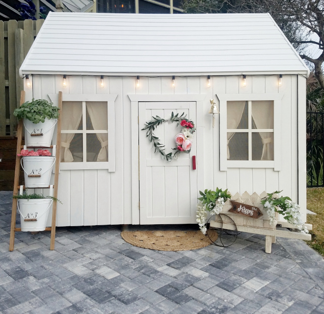 White playhouse White playhouse White playhouse White playhouse #Whiteplayhouse #playhouse