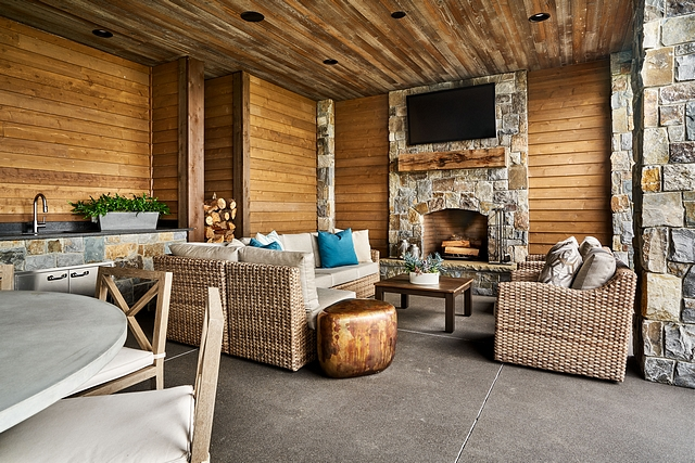 Distressed wood ceiling Patio Distressed wood ceiling ideas Distressed wood ceiling #Distressedwoodceiling #patio