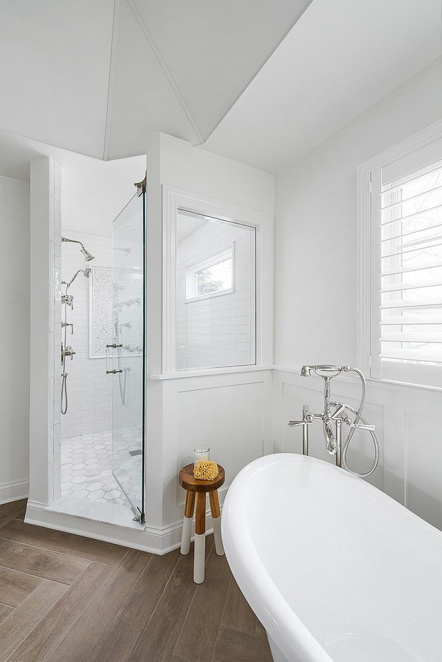 Angled Shower The entrance to the shower is now on an angle Angled Shower idewas Angled Shower Design Angled Shower with window Angled Shower #AngledShower #shower