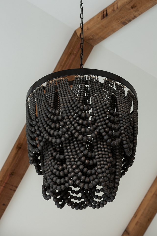 Black Metal Chandelier with Wood Beads Black Metal Chandelier with Wood Beads Black wood beads chandelier Black Metal Chandelier with Wood Beads #BlackMetalChandelier #WoodBeadschandelier #chandelier