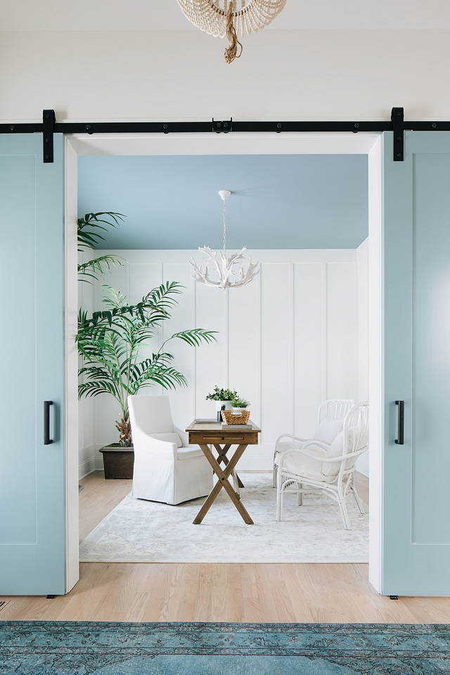Benjamin Moore James River Gray in 50 per cent strength Benjamin Moore James River Gray paint color Benjamin Moore James River Gray Benjamin Moore James River Gray #BenjaminMooreJamesRiverGray
