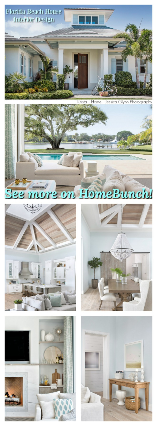 Florida Beach House Interior Design