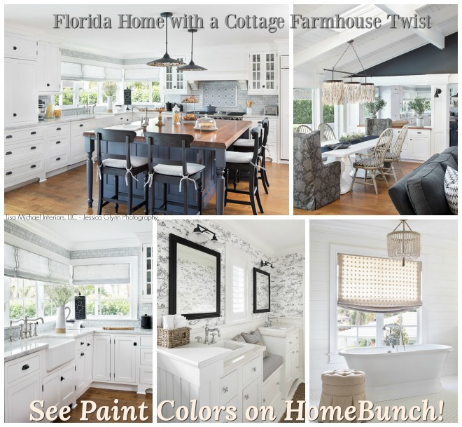 Florida Home with a Cottage Farmhouse Twist Florida Home with a Cottage Farmhouse Twist Florida Home with a Cottage Farmhouse Twist #FloridaHome #Cottage #CottageFarmhouse