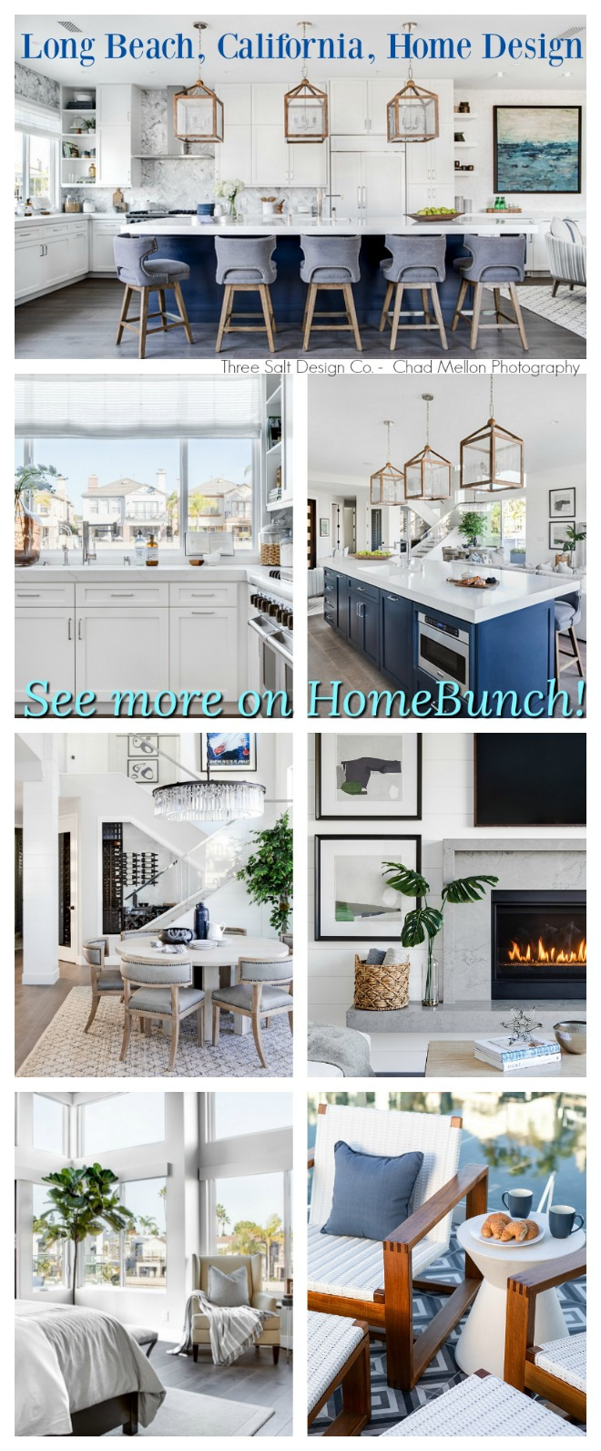 Long Beach, California, Home Design