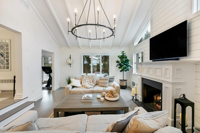 White Dove by Benjamin Moore White Dove by Benjamin Moore paint color White Dove by Benjamin Moore White Dove by Benjamin Moore White Dove by Benjamin Moore #WhiteDoveBenjaminMoore