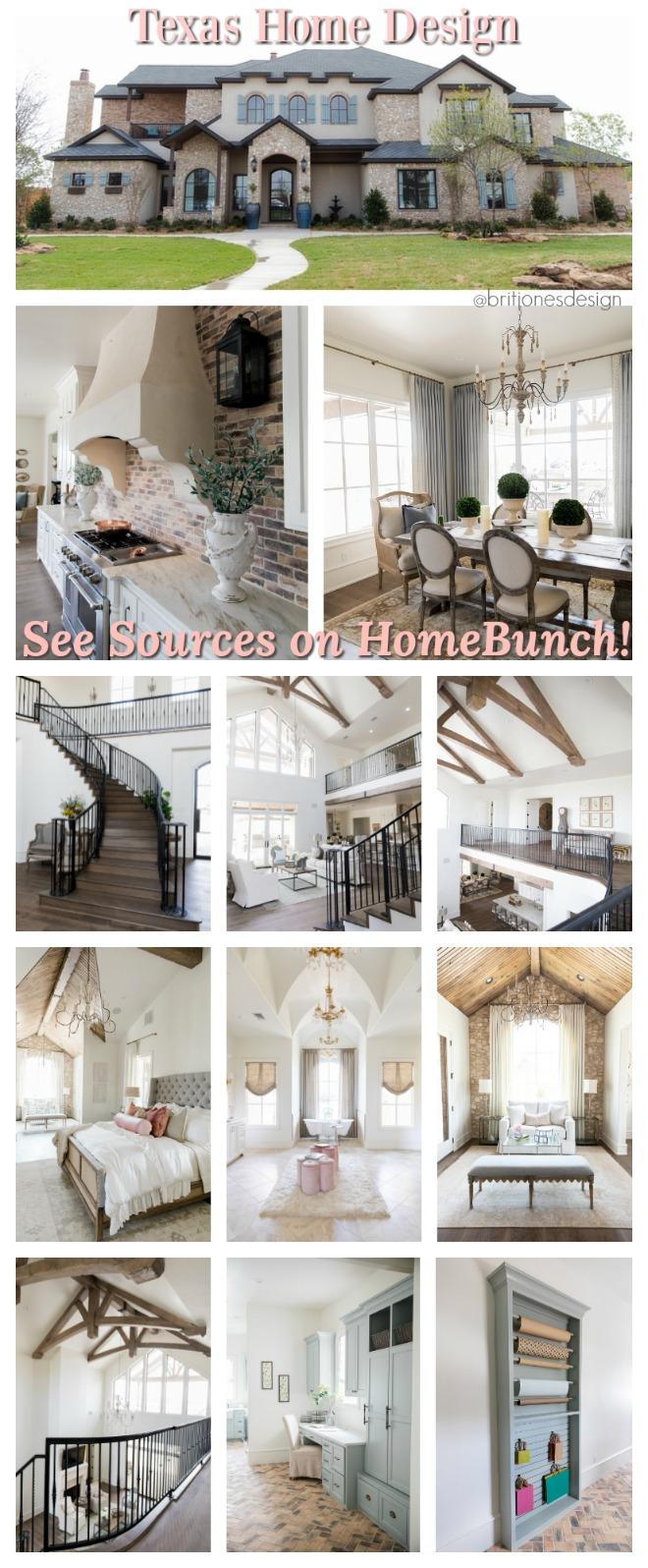 Texas Home Design