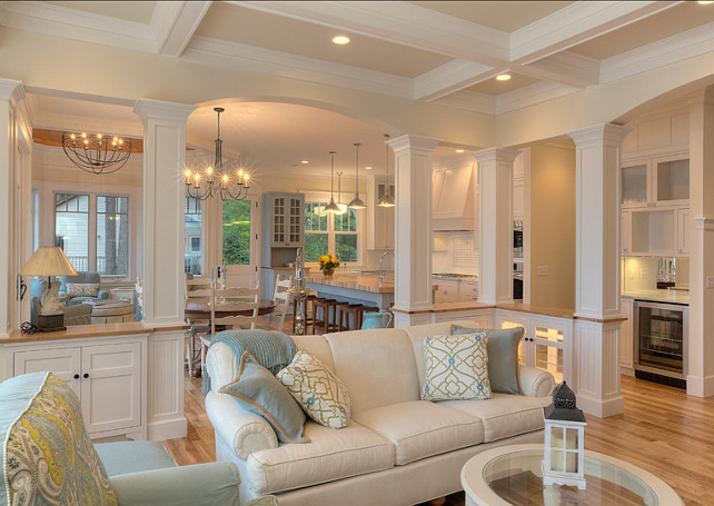 Family room paint color   Antique WhiteAntique White   Favorite Paint Colors Blog. Antique White Paint For Living Room. Home Design Ideas