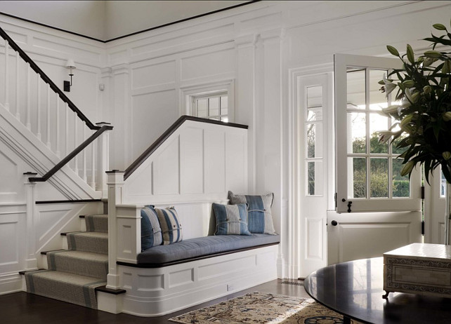Classic Hamptons Beach House Home Bunch Interior Design Ideas