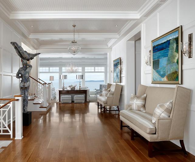 Luxury Beach House With Inspiring Coastal Interiors Home