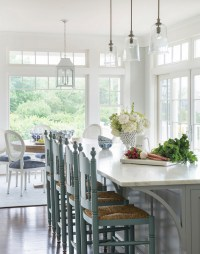 Rhode Island Beach Cottage with Coastal Interiors - Home ...