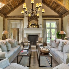 French Country Ideas For Living Rooms Four Chair Arrangement In Room Farmhouse Sale Home Bunch Interior Design