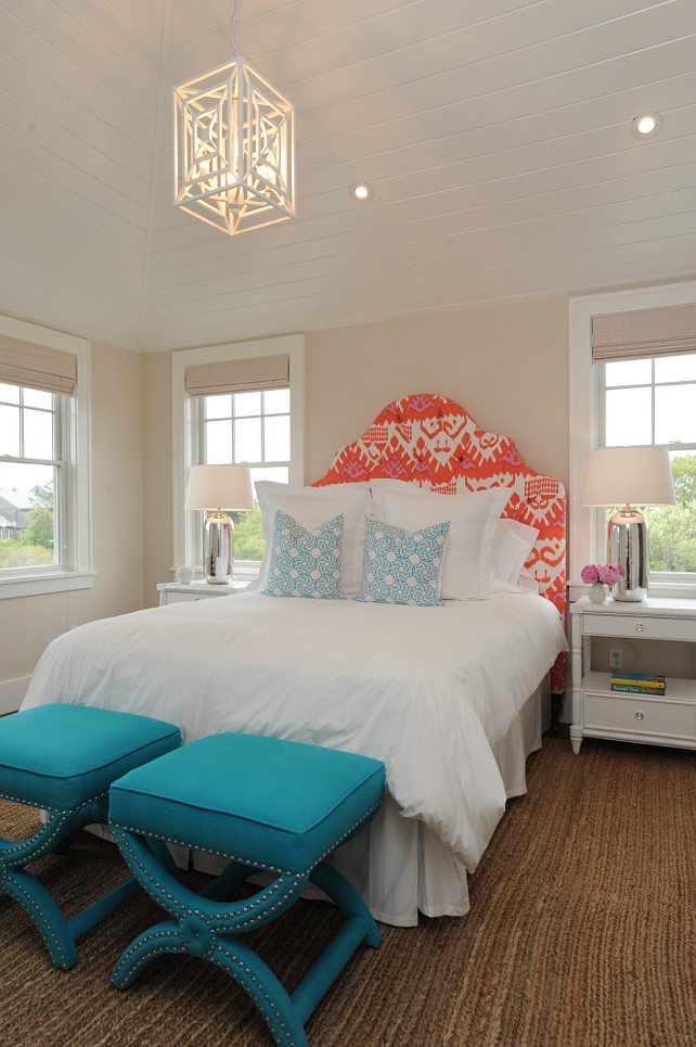 Beach Cottage With Transitional Coastal Interiors Home