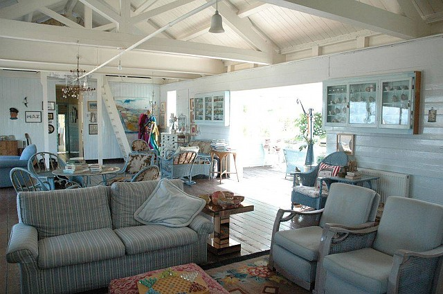 Cottage Of The Week Turquoise Beach Cottage Home Bunch