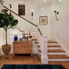Ocean Themed Living Room Ideas Portable Chairs Classic Beach House - Home Bunch Interior Design