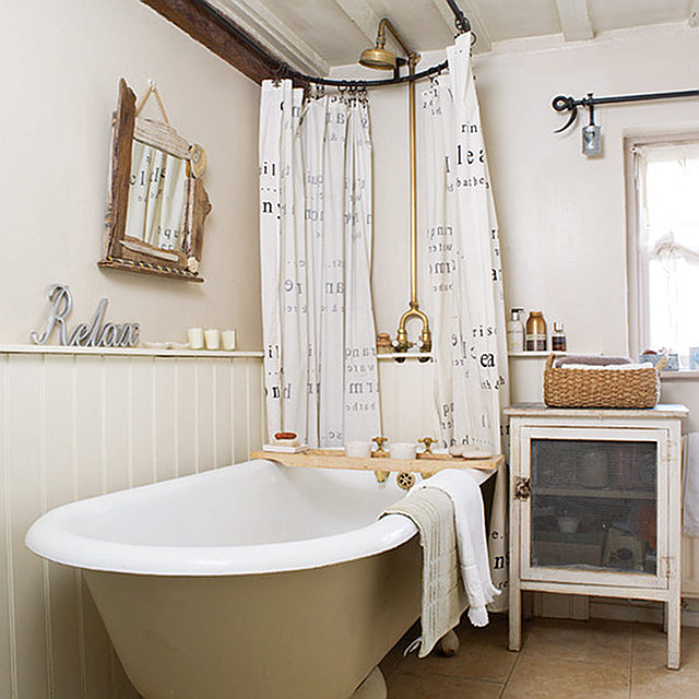 Cottage of the Week English Country Cottage  Home Bunch Interior Design Ideas