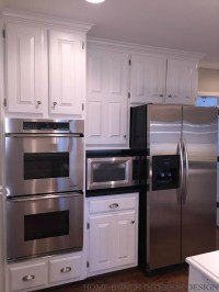 Before & After Kitchen Reno with Painted Cabinets - Home ...
