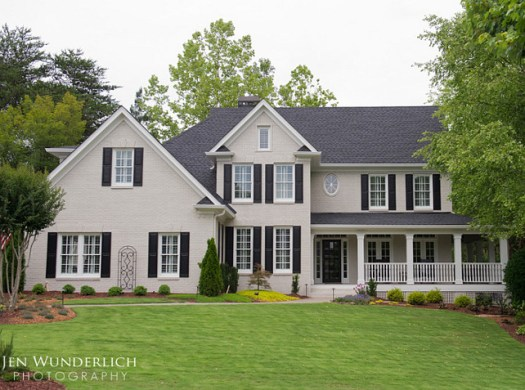 Exterior Paint Colors Benjamin Moore Vanilla Milkshake And Brick Is