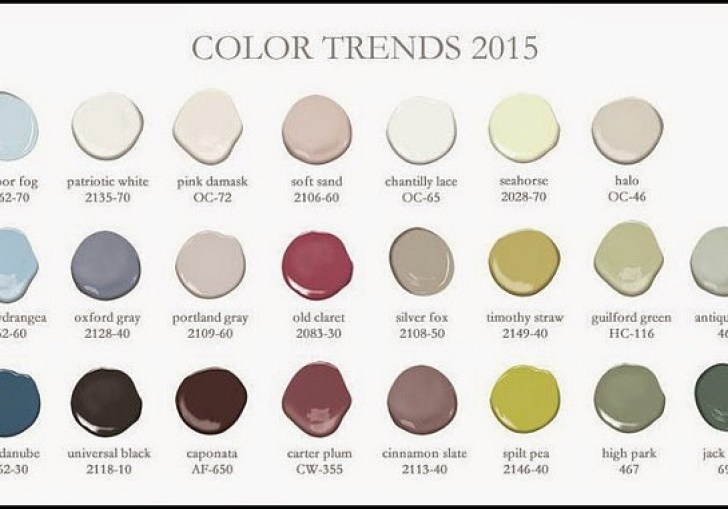 New Colors For The Bedroom For2016