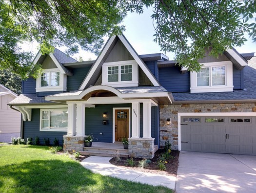 Exterior House Paint Ideas Benjamin Moore | Home Painting