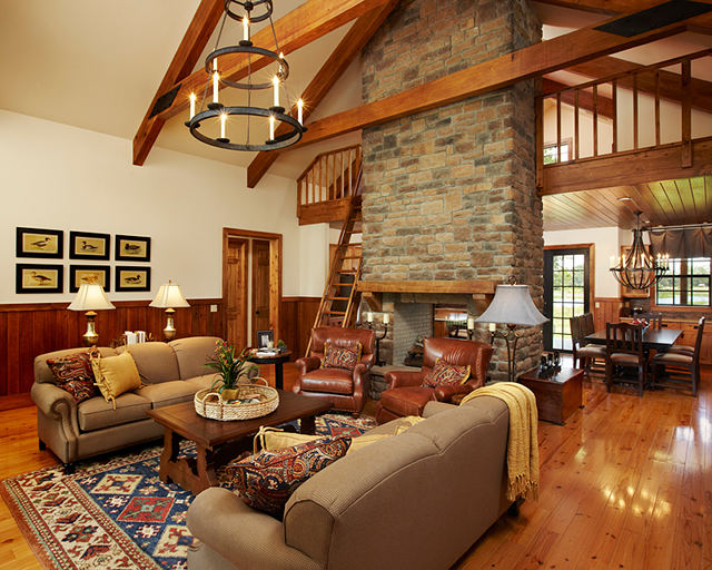 A Day at the Ranch in Pine Creek  Home Bunch Interior Design Ideas