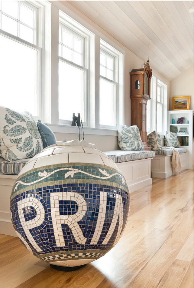 East Coast Style Beach Cottage  Home Bunch Interior