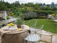 Excellent Cottage Garden Patio Design Ideas - Patio Design ...