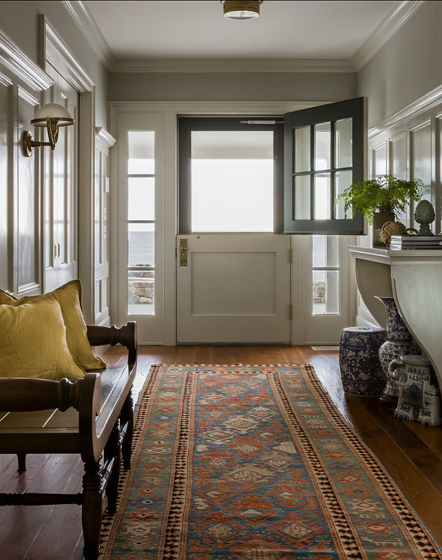 New England Style Front Doors
