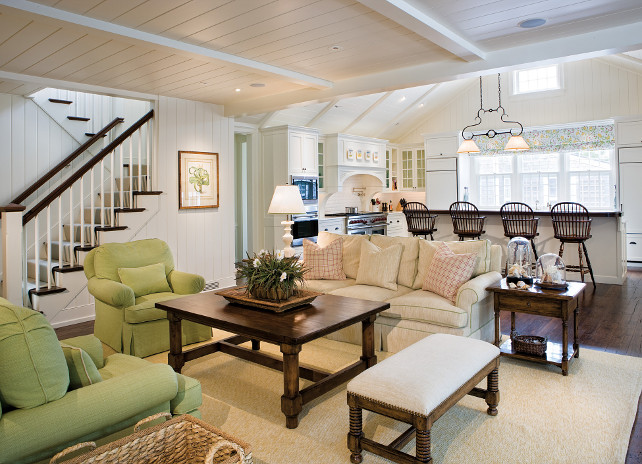 layout my living room furniture old makeover classic nantucket shingled beach house - home bunch ...