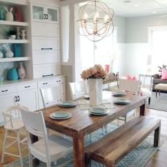Four Chairs Furniture Healthy Back Office Category Dining Room Design Home Bunch Interior Ideas Favorite Turquoise Cadence Homes