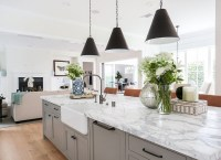 Modern Farmhouse with Transitional Interiors - Home Bunch ...