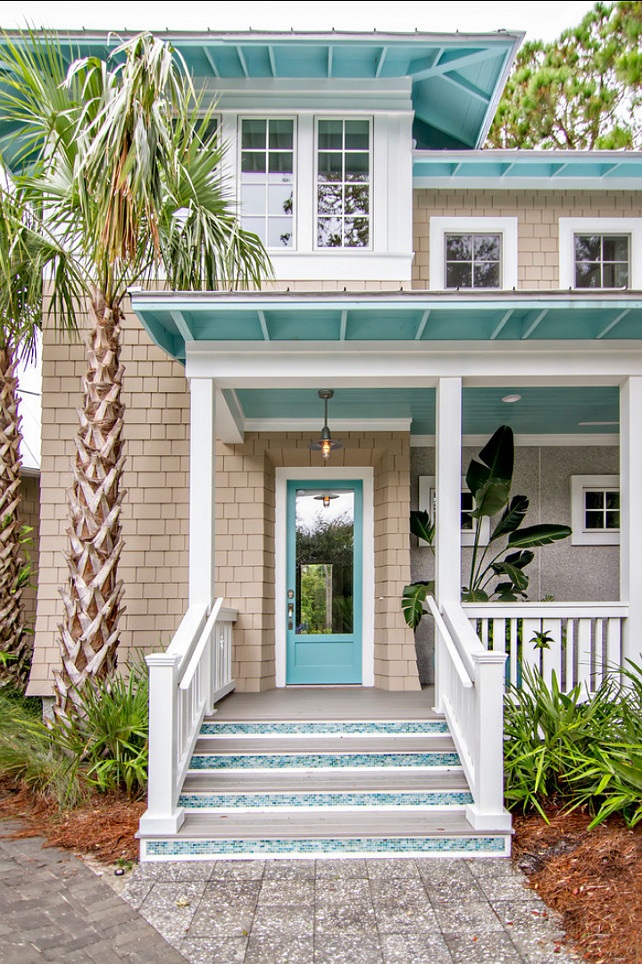 Transitional Beach House