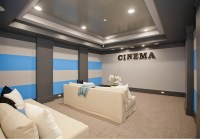Home Theater Paint Color Schemes | Home Painting