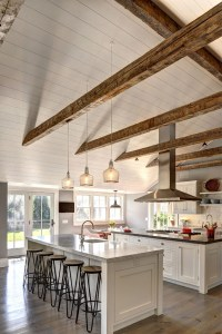 Ranch Cottage with Transitional Coastal Interiors - Home ...