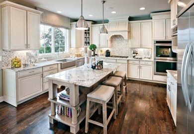 Best Kitchen Cabinet Paint Finish