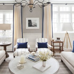 Beach House Living Room Furniture Ideas Small Grey And Black East Coast With Blue White Coastal Interiors Home Bunch Layout Decor Pillows