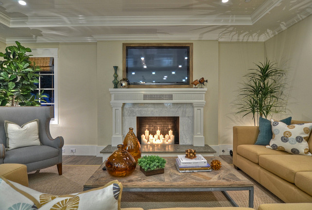RanchStyle Home with Transitional Coastal Interiors  Home Bunch Interior Design Ideas