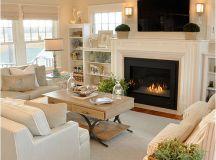 Dream Beach Cottage with Neutral Coastal Decor - Home ...