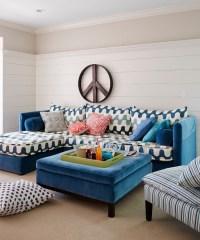 Colorful Coastal Interiors - Home Bunch Interior Design Ideas