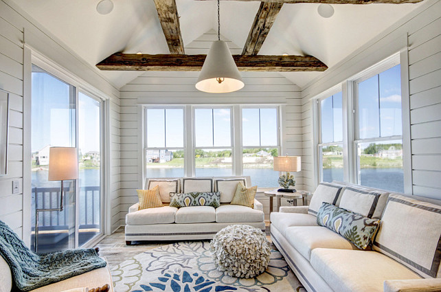 Ranch Style Home With Transitional Coastal Interiors