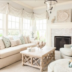 Gray And Turquoise Living Room Decorating Ideas Blue Grey Coastal Home With Neutral Interiors - Bunch Interior ...