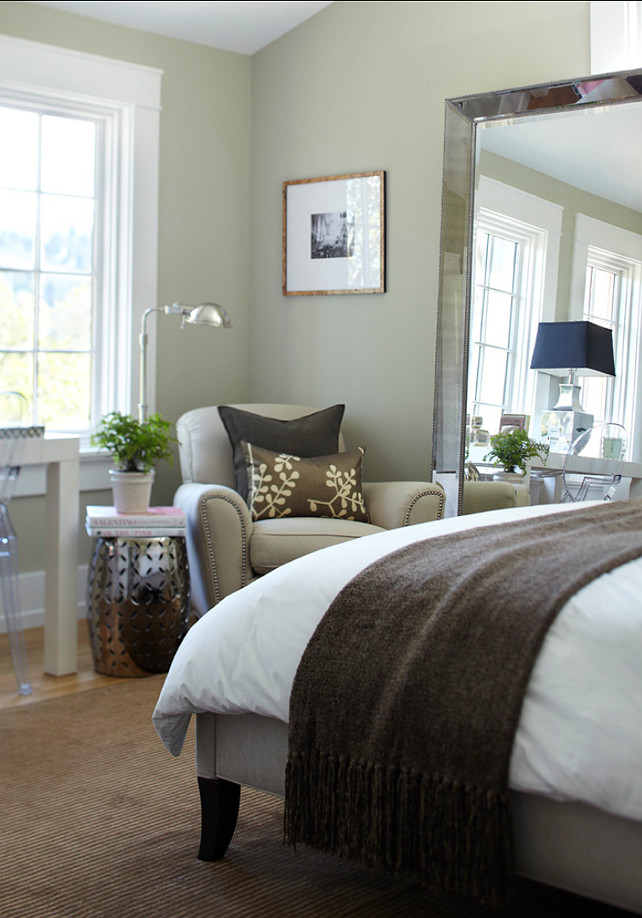 November Rain - bedroom paint color