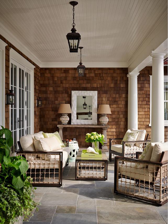 East CoastInspired Shingle House  Home Bunch Interior Design Ideas
