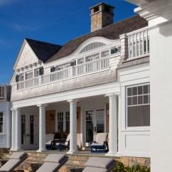 Best Kitchen Paint Pot Martha's Vineyard Beach House - Home Bunch Interior Design ...